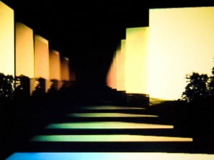 Activated Memory I, 2011, video still